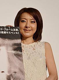 西川史子、今年は妊娠が目標?「グッド・ドクター 禁断のカルテ」