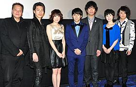 「ピース」の綾部祐二、福田沙紀ら出演者がずらり「TSY タイムスリップヤンキー」