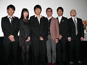 大森は劇中で乱闘シーンを披露「東京プレイボーイクラブ」