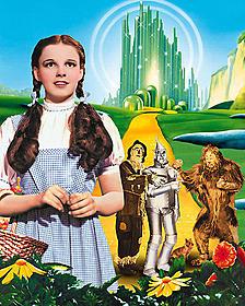 1939年に映画化された「オズの魔法使」「オズの魔法使」