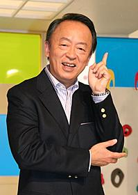 NHKの子ども向け新番組を担当する池上彰