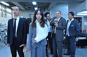 スペシャルドラマ「SPEC 翔」の一場面「劇場版 SPEC 天」