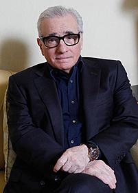 穏やかな表情で質問に応えたマーティン・スコセッシ監督「ヒューゴの不思議な発明」