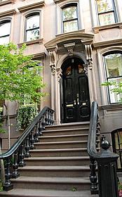 キャリーのアパート「セックス・アンド・ザ・シティ」