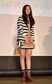 女子大トークショーに参加した吉高由里子「僕等がいた 前篇」