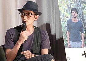ティーチインに出席した伊勢谷友介監督「セイジ 陸の魚」