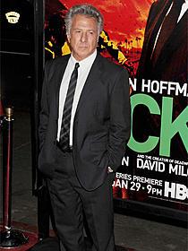 主演ドラマが放送打ち切りになった ダスティン・ホフマン