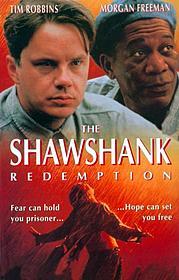 英誌がスティーブン・キング原作の映像化作品 1位に選んだ「ショーシャンクの空に」「ショーシャンクの空に」