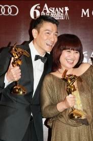 香港で開催された第6回アジアン・フィルム・アワード「一枚のハガキ」