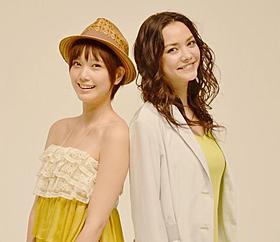 映画初主演を果たす本田翼(左)と加賀美セイラ