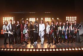 劇場版「仮面ライダー×スーパー戦隊」主題歌を担当した 「Hero Music All Stars」「仮面ライダー×スーパー戦隊 スーパーヒーロー大戦」