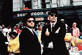 ブルース兄弟の活躍を描いた人気シリーズ「ブルース・ブラザース」