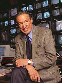 インタビューの名手として知られたマイク・ウォレス「インサイダー」