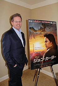 「ジョン・カーターとタルス・タルカスが初めて出会うシーン」を 見どころに挙げたスタントン監督「スター・ウォーズ」