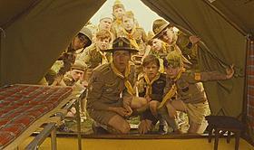 オープニング上映作品でもある ウェス・アンダーソン監督作「ムーンライズ・キングダム」「ムーンライズ・キングダム」
