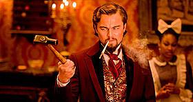 ディカプリオが映画史上最悪の極悪人に! 「ジャンゴ 繋がれざる者」