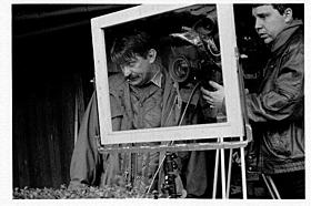 写真家みやこうせい氏が撮影したソクーロフ監督「ファウスト」