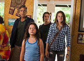 ジョージ・クルーニー、アマラ・ミラー、シャイリーン・ウッドリーが 織り成す家族のドラマに注目「ファミリー・ツリー」