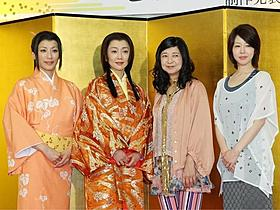 「サラリーマンNEO GOLD」に出演する女優陣