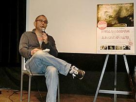 ヘルツォークとベンダースについて語った犬童監督「世界最古の洞窟壁画 35mm 忘れられた夢の記憶」