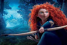 LAプレミアとして上映される「メリダとおそろしの森」「メリダとおそろしの森」