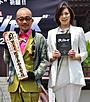 米倉涼子、好みのタイプはマッチョ系のヒーロー