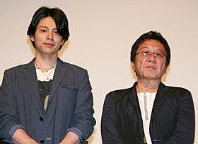主演の吉沢悠と高橋伴明監督「道 白磁の人」