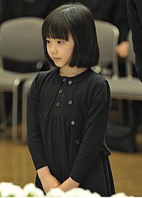 新藤兼人監督の告別式に参列した芦田愛菜ちゃん「一枚のハガキ」