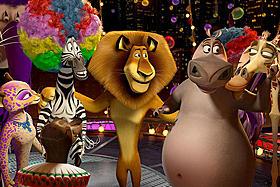 ドリームワークスの人気シリーズ最新作「マダガスカル3」「マダガスカル」