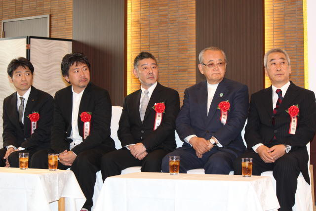 新藤次郎氏、藤本賞受賞 父・新藤兼人監督へ「ゆっくり報告したい」
