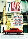 B・デル・トロら、7人の監督が映す「セブン・デイズ・イン・ハバナ」ポスター公開