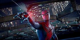 本邦初公開となる場面写真「スパイダーマン」