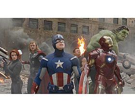 全米で爆発的ヒットの「アベンジャーズ」「アベンジャーズ」