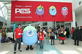 「アニメエキスポ2012」で上映された「PES(Peace Eco Smile)」「MEMORIES(1995)」