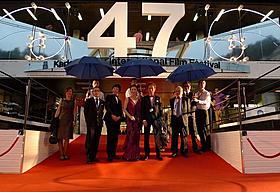 東欧最大の映画祭第47回カルロビ・バリ国際映画祭に登場「カミハテ商店」