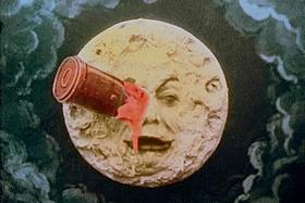 「ヒューゴ」で再び注目されたメリエス作品「月世界旅行」