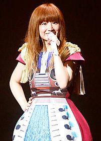 新曲「わたしの願い事」を披露したYUKI「映画 ひみつのアッコちゃん」