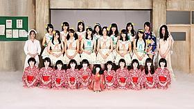 幽霊と一緒に写真撮影したSKE48「学校の怪談」