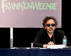 「フランケンウィニー」に対する思いを 語ったティム・バートン監督「フランケンウィニー」