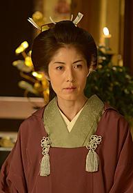 時代劇初挑戦となった小島慶子「薄桜記」
