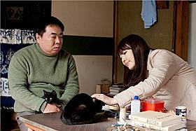 塚地武雅&安めぐみが夫婦役で共演「くろねこルーシー」