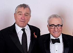 1位に選ばれたマーティン・スコセッシ監督と ロバート・デ・ニーロ「カジノ」