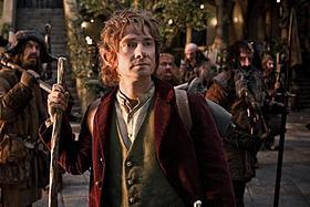 第3弾は2014年夏公開「ホビット 思いがけない冒険」