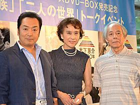 トークイベントでは木下惠介監督の人柄を述懐「二人の世界」