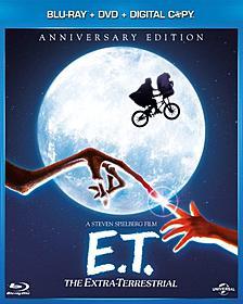 スティーブン・スピルバーグ監督の不朽の名作「E.T.」