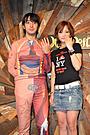 黒田勇樹、新妻・中村瑠衣と初の2ショットを披露