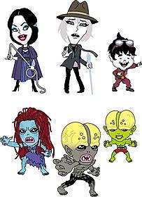 ベム、ベラ、ベロがかわいいSDキャラクターに「映画 妖怪人間ベム」