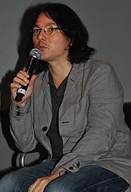 意欲的なトークを繰り広げた岩井俊二監督「ヴァンパイア」