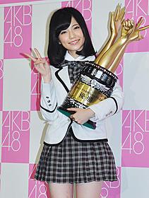 AKBじゃんけん大会で優勝した島崎遥香