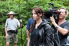 凛とした魅力を放つ人気ヒロイン役に、 徹底した役作りで挑んだジェニファー・ロレーンス「ハンガー・ゲーム」